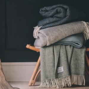 Sage Green Throw