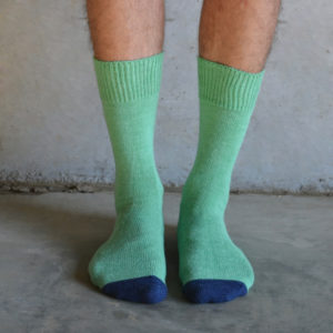 Alpaca – Green & Navy