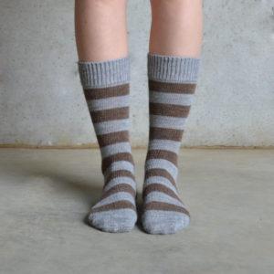 Alpaca – Brown and Grey