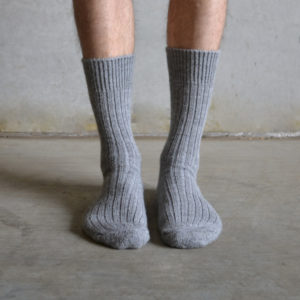 Alpaca Boot socks – Short