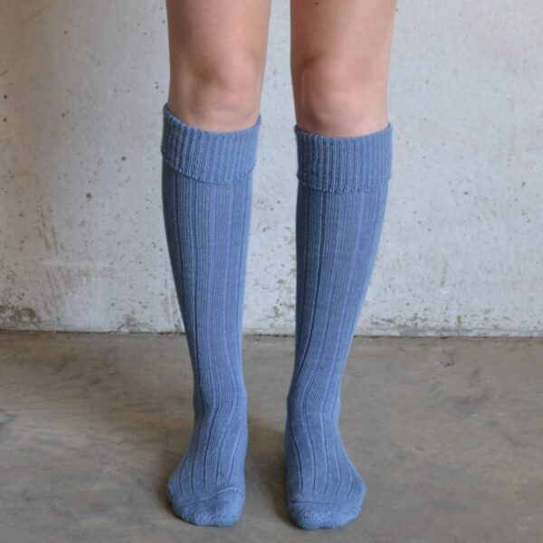 Long Alpaca Boot socks