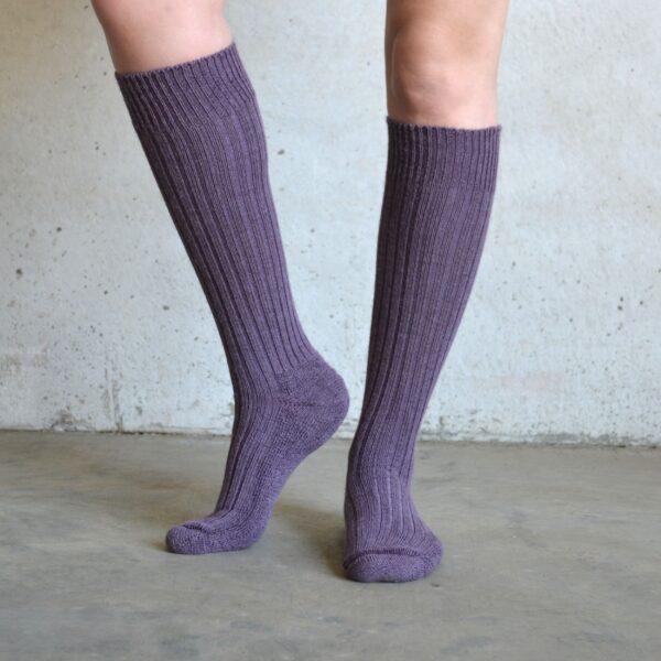 Alpaca Boot socks – Knee high