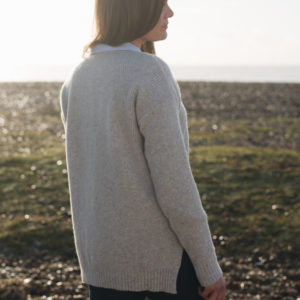 The Lambswool Crew Neck – Light