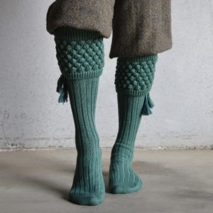 Balmoral Shooting socks – Green