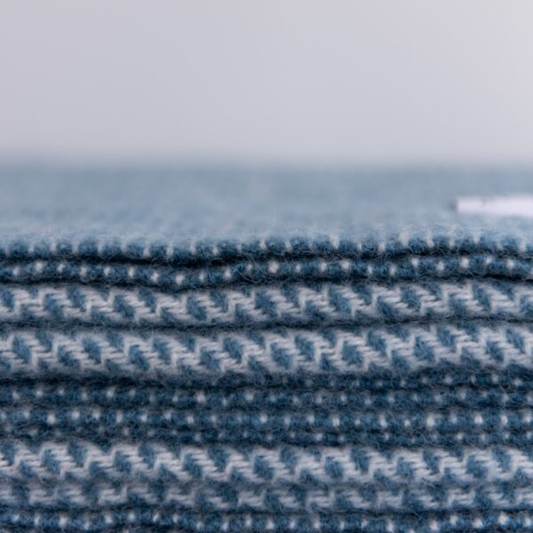 Petrol Blue Throw