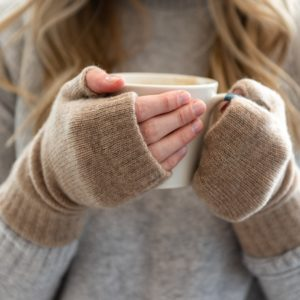 Cashmere Hand-Warmers