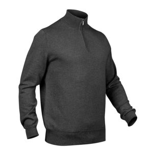 Light Weight Merino – Charcoal