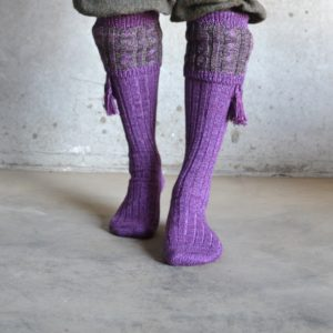 Fiddich Shooting socks – Heather