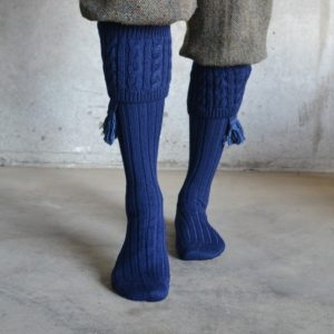 Fiddich Shooting socks – Navy