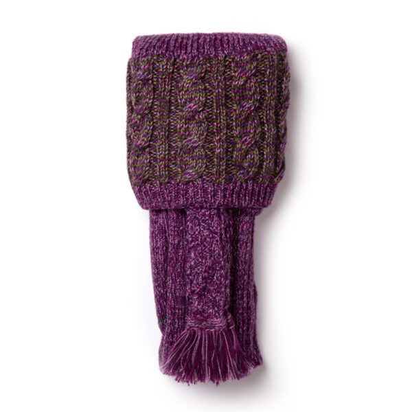 Fiddich Shooting socks – Heather