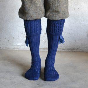 Fiddich Shooting socks – Navy