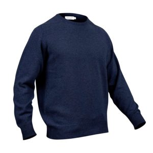 Zennor crew neck – Navy