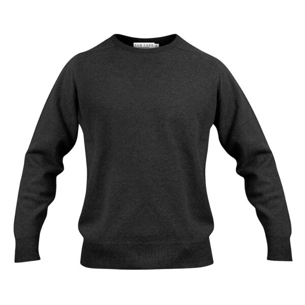Zennor Crew Neck – Charcoal