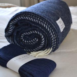 Navy Blue gift set