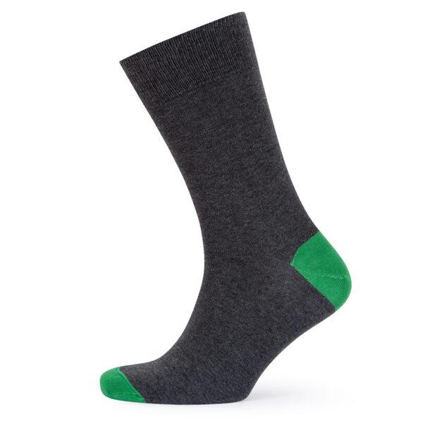 Cotton socks – Contrast