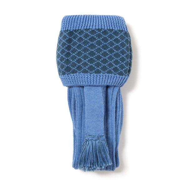 Oakham shooting socks – Blue