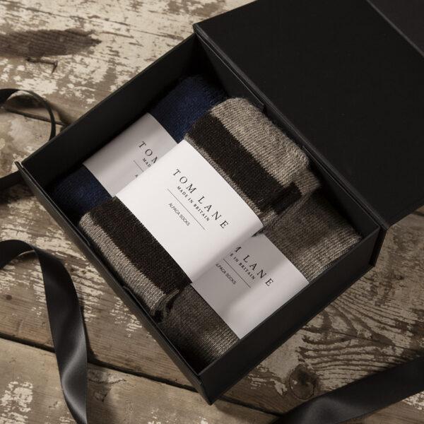 Alpaca Socks Gift Box