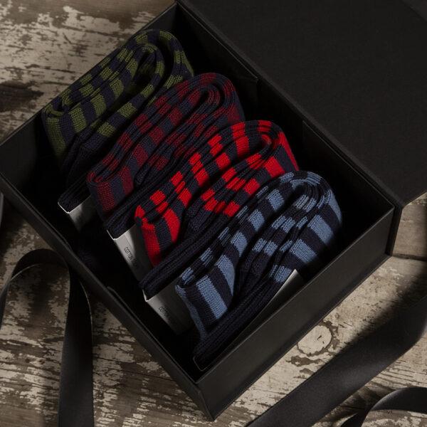 Cotton socks gift box