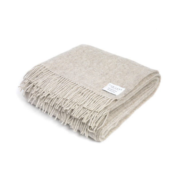 Coverdale Throw, Oatmeal